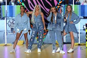LITTLE MIX Performs Their New Single Bounce Back at The ...  Little