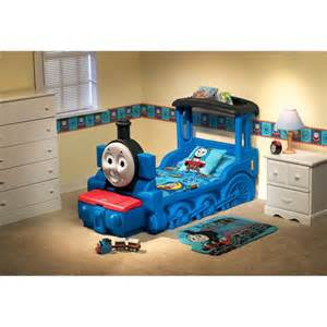 thomas friends train engine toddler bed with storage