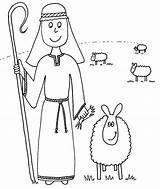 Shepherd Coloring Sheep Drawing Lost Sunday Madeline Jesus Bible Preschool Lamb Parable Hatter Printable Drawings Ever Sketch Boy Template Getcolorings sketch template