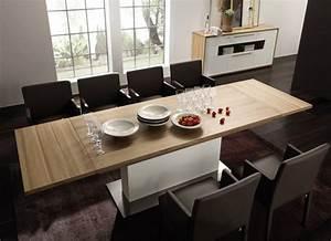 meubles salle a manger bois massif deco maison moderne With meuble salle À manger avec salle a manger massif