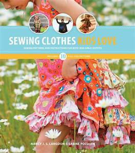 Sewing Clothes Kids Love  Sewing Patterns And Instructions