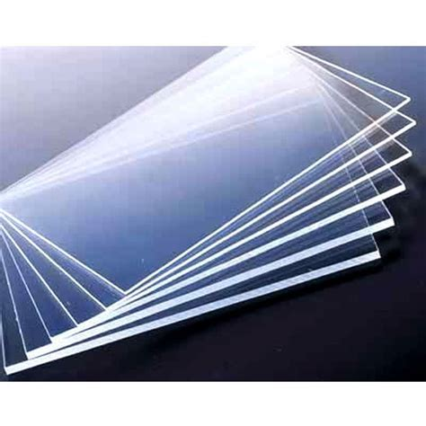 acrylic glass sheet at rs 35 square feet glass sheets