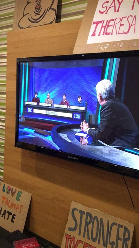 UoB loses first round of University Challenge quarter-finals