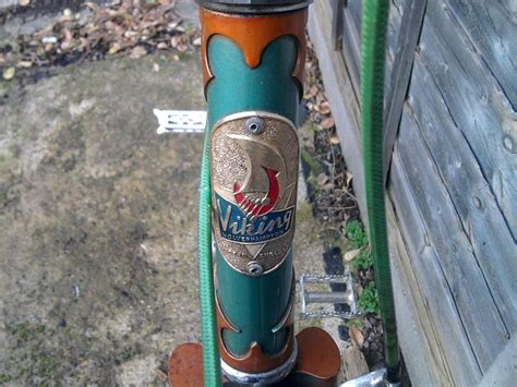 Vintage Viking Road Bike Late Early Hosteller