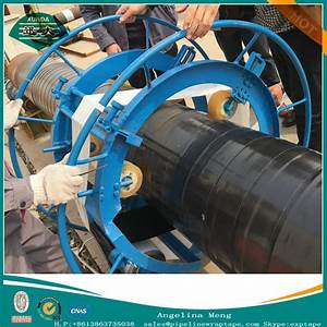 Hand Applied Tape Pipe Wrapping Machine   Steel Pipe