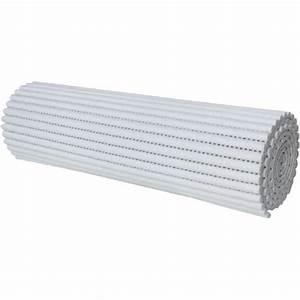 tapis isolant de protection arvix blanc achat vente With tapis d évier égouttoir