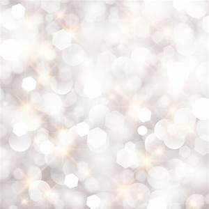 White Fantasy Glow Background Vector Free Vector Graphic