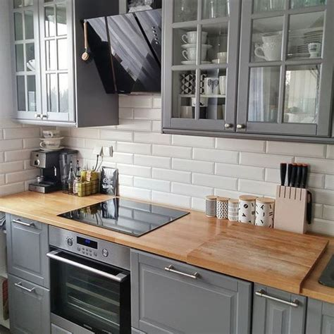 kitchen island pendant light fixtures 30 grey kitchens that you ll never want to leave digsdigs