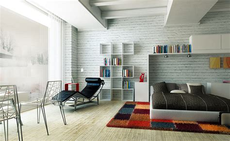 Modern, Colorful Bedrooms