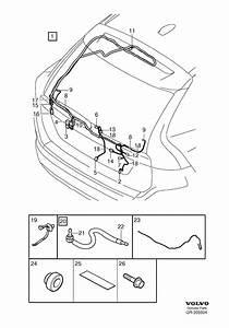 Volvo Xc60 Wiring Harness