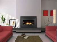 modern gas fireplaces 21 Modern Fireplace Glass Doors Design To Beautify Your HomePlywoodChair.com