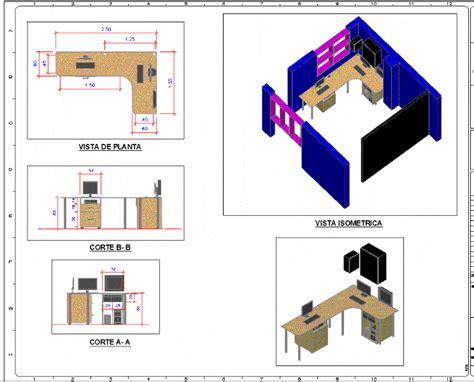 scada industrial control monitoring workstation  dwg