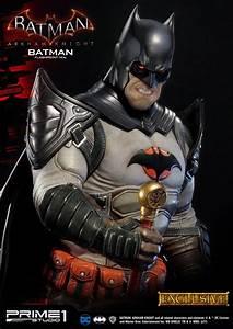 Batman: Arkham Knight - Flashpoint Outfit Batman Statue by ...