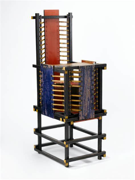 Utrecht Len Design by Witteveen Kinderstoel Gerrit Rietveld Designstoelen Org