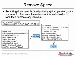 creating updating and deleting document in mongodb With mongodb remove documents