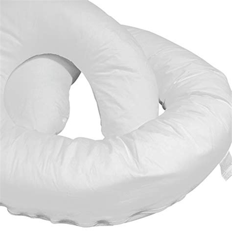 j shaped pillow free shipping zeny j shaped total pillow back n belly