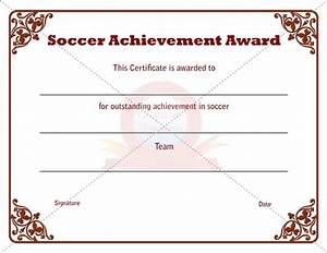 Sport Certificate Templates 1000 Images About Certificate Template On Pinterest Best Teacher Free Certificate Templates