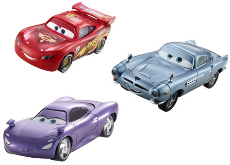 car toy pixar corner cars 2 races into the toy fair