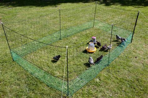 troline avec filet pas cher filet enclos pour poules 21 metres animaloo