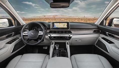 Kia Telluride 2020 Specs by 2020 Kia Telluride Seating Used Car Reviews Review