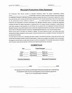 printable wedding planner forms pictures images frompo With wedding videography contract template