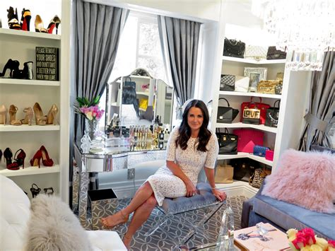 kyle richards converts home gym  dressing room la times