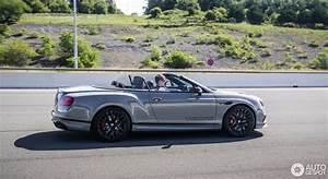 Bentley Continental 2018 Cabrio : bentley continental supersports convertible 2018 3 ~ Jslefanu.com Haus und Dekorationen