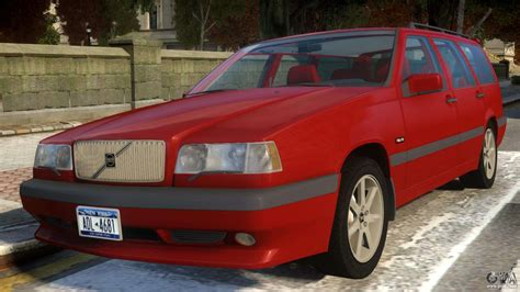 850r Volvo by Volvo 850r For Gta 4
