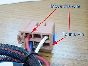 Tekonsha Trailer Brake Wire Harness    3025