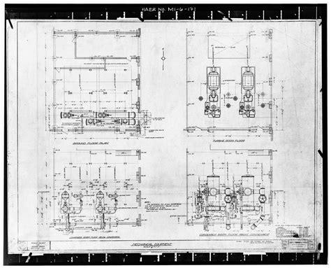 Chrysler Building Blueprint by Chrysler Building Blueprints