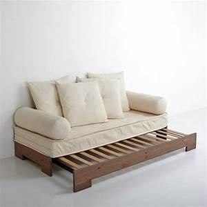 Canape Une Place Lit : les 25 meilleures id es de la cat gorie banquette lit sur ~ Premium-room.com Idées de Décoration
