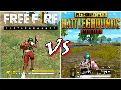Many are awaiting the esport to form a comeback, but till the time it does, mobile gaming enthusiasts have moved on to alternatives like cod mobile, garena free fire, and more. Difference Between: PUBG vs Free Fire: Is PUBG Mobile ...