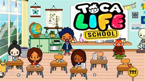 toca life school toca toca apps  kids tocaboca