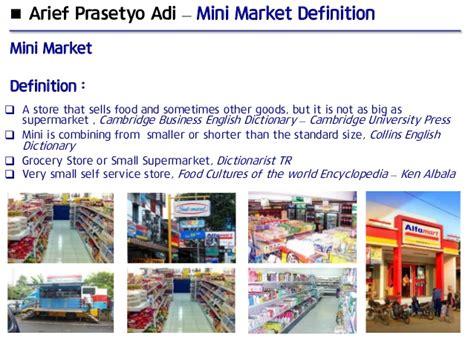 adi cuisine mini market convenience store definition