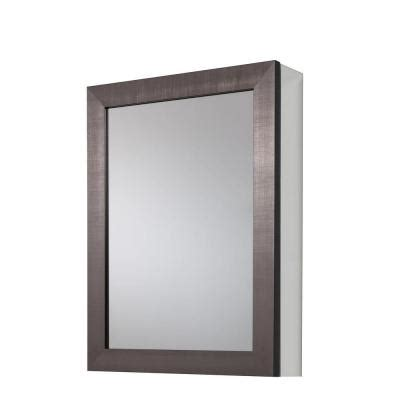 Recessed Medicine Cabinet Canada by Glacier Bay 20 In X 26 In Recessed Or Surface Mount
