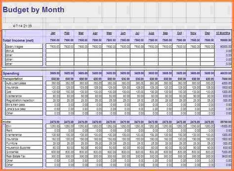 spending tracker spreadsheet excel spreadsheets group