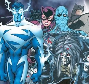 """The Dark Age: Grim, Great & Gimmicky Post-Modern Comics ..."