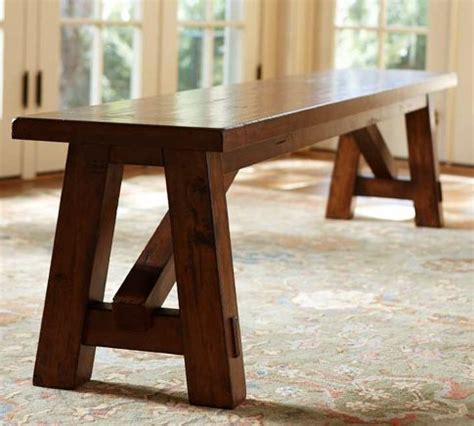 pottery barn bench why you should always listen to pottery barn a bench