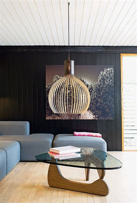 Black Beadboard Paneling by 10 Rooms Featuring Beadboard Paneling