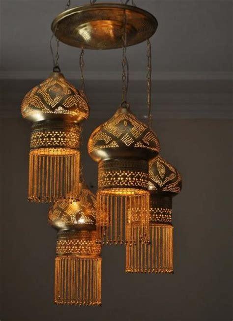 indian inspired light fixtures 4 in 1 moroccan brass ceiling light fixture l