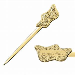 treasured friend personalized letter opener walter drake With custom letter opener