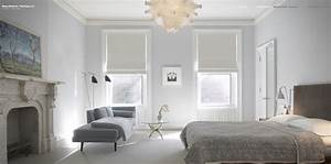 Roman blinds for bedroom windows design ideas 2017 2018 for Modern bedroom window coverings