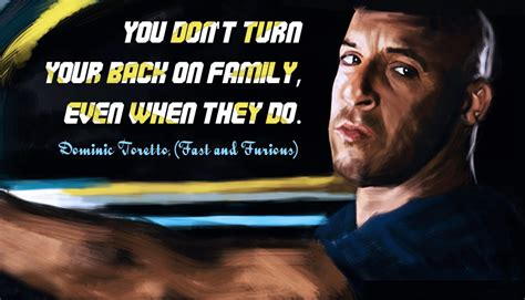 quotable lines   fast   furious