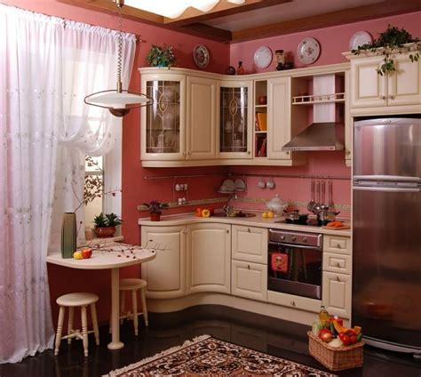 Фото дизайн маленькой кухни в хрущевке » Современный дизайн