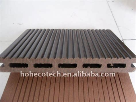 custom length new technology products wpc outdoor decking different types wpc flooring china