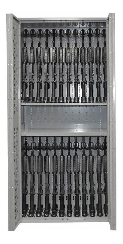 M4 Weapon Rack Nsn Tier Storage Cabinet