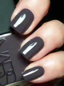Nars gray nail polish nails