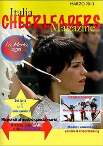 Italia Cheerleaders Magazine - March 2013