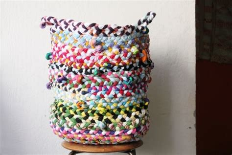 9 Diy Fabric Baskets For Keeping Your Home