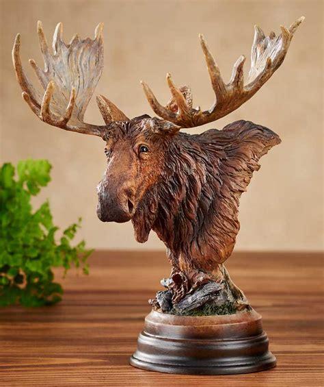 twig eater moose sculpture wild wings